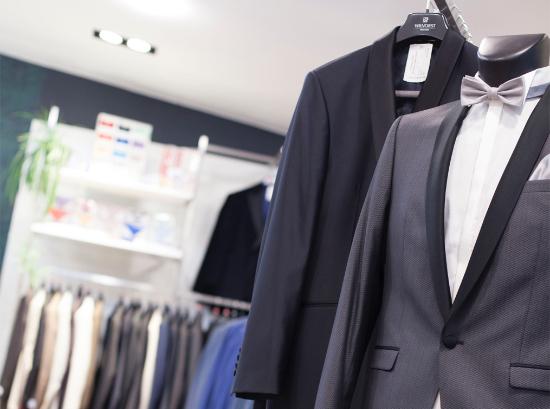 Modehaus Nagel Hochzeitsanzug