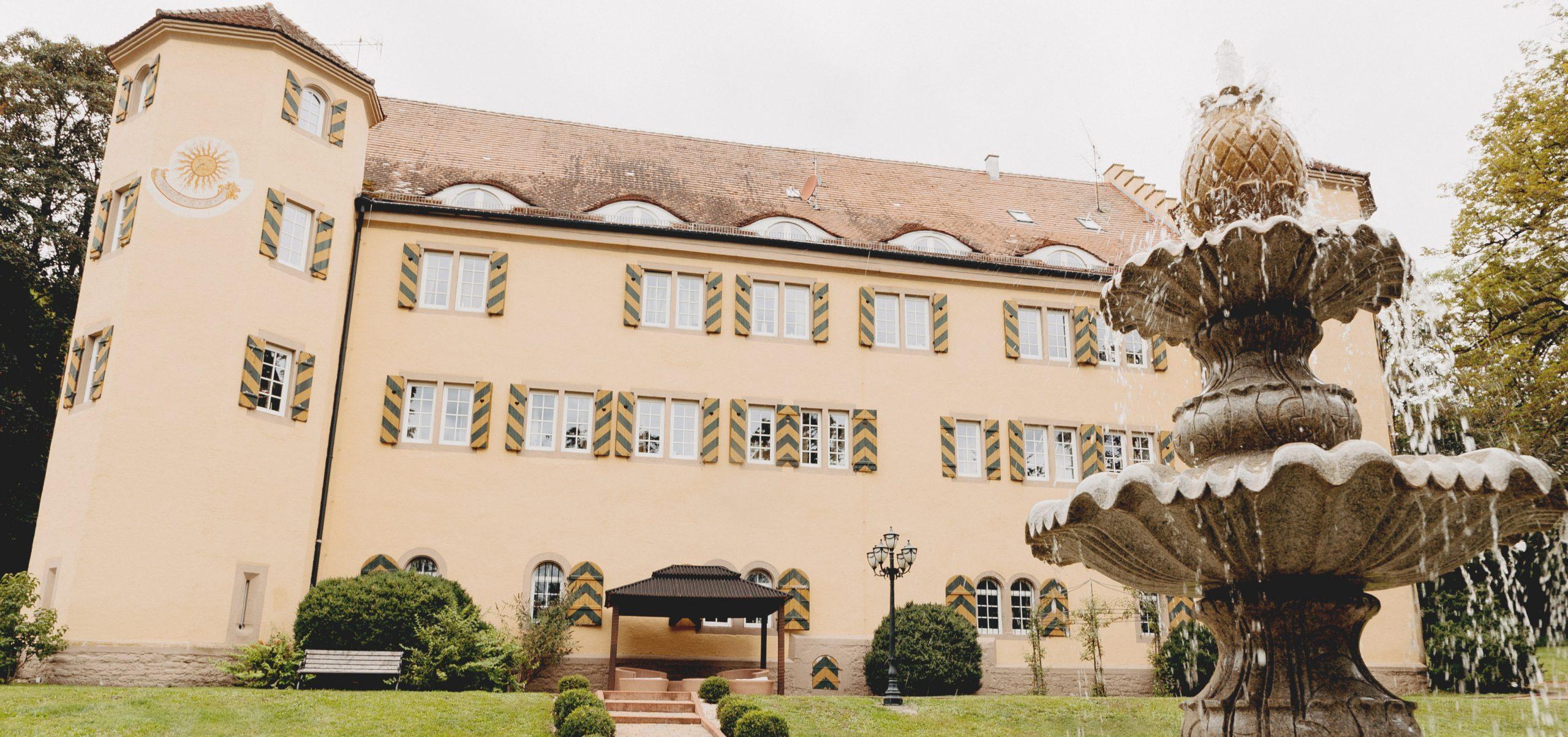 Schloss Mühlhausen